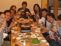 韓国料理パーティ