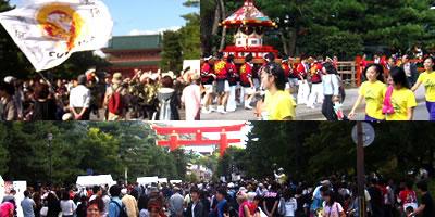 京炎 そでふれ!京都学生祭典