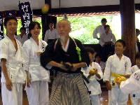 ジョー岡田ザ・ラストサムライ!総合武道演武祭