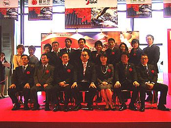 2010年日本のおみやげコンテスト受賞者