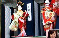 日本人形(京都シルク株式会社)
